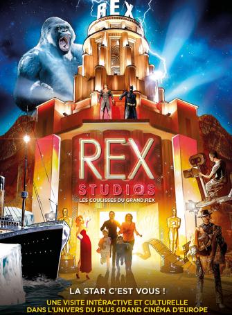 Rex Studios : affiche