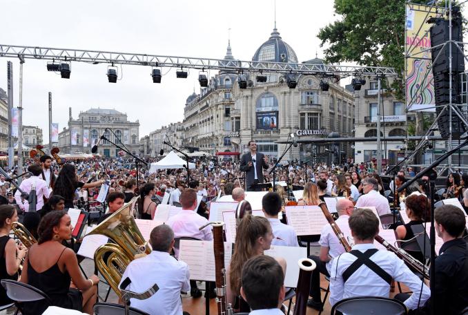 Fête de la musique Montpellier