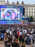 Euro 2016 : fan zone de Lyon
