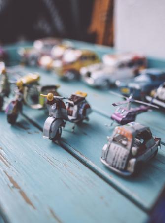 Salon du jouet ancien à saint aubon