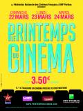 Affiche Printemps du Cinéma 2015