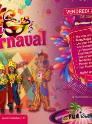 Fiesta Carnaval à Fun Island 2015
