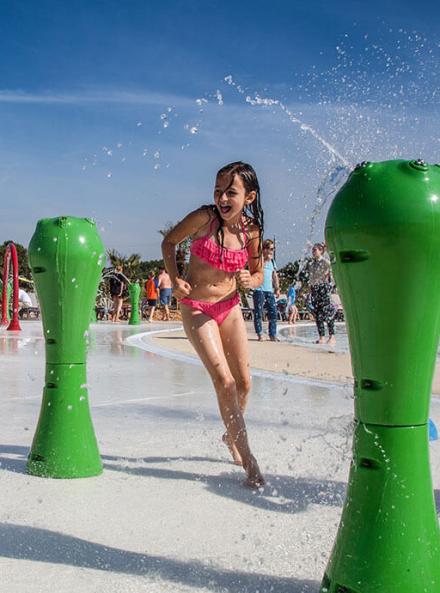 O'Gliss Park - Jeux d'eau