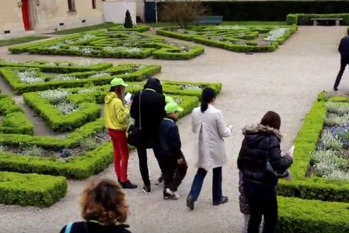 Chasse aux oeufs Citizenkid 2014