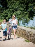 Le top des balades à vélo près de Nantes © Pays Ancenis Tourisme