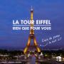 Une nuit à la Tour Eiffel avec Abritel