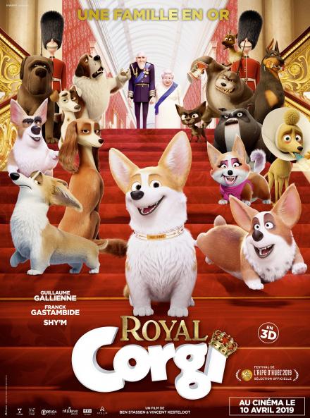 Royal Corgi : 3e affiche