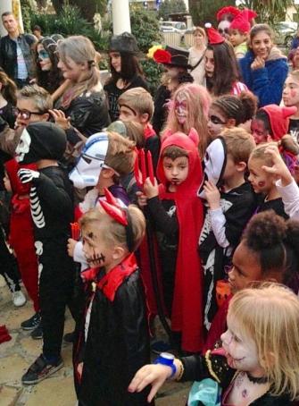 Halloween à Lou Pitchoun Parc