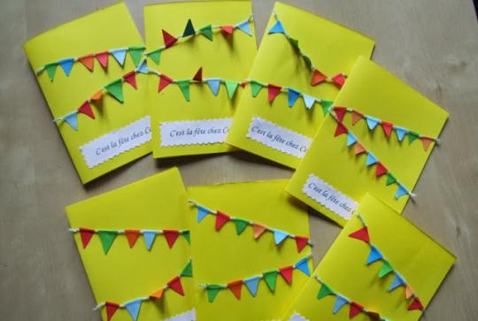 8 Cartes D Invitation Festives A Faire Soi Meme Pour Un Anniversaire D Enfant Citizenkid