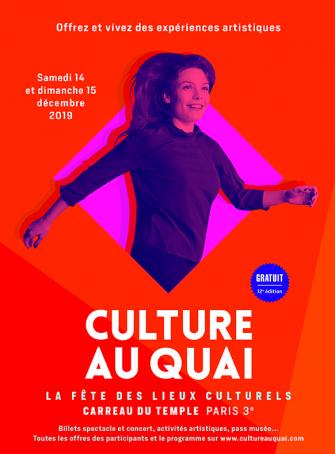Culture au quai : fête des sorties culturelles