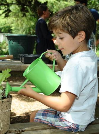 Jardins ouverts en Ile-de-France : Le petit écolo du champ à l'assiette