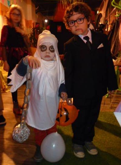Halloween à la Ka'fête ô mômes