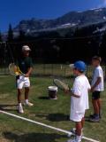 Stage et cours de tennis avec Flaine Tennis