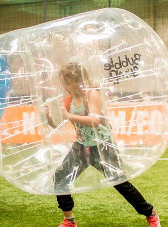Experience Week Paris 2019 - Bubble Bump