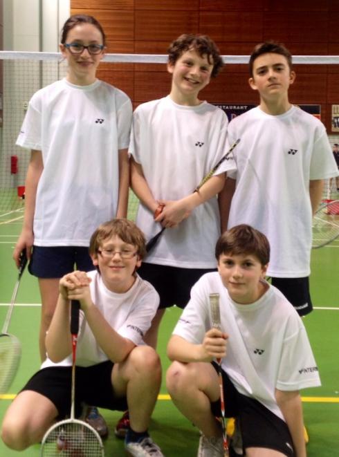 LUC Badminton Lille Métropole