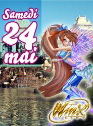 Anniversaire Winx à Marseille