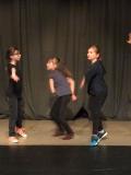 Des enfants en stage au Théâtre du Tambourin