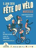 Fête du vélo à Marseille 2016