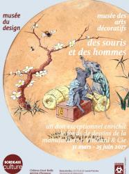 Expo Des souris et des hommes au Musée du Design (Bordeaux)