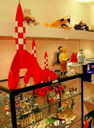 Espace Tintin