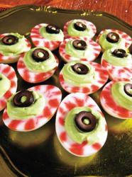 Recettes Halloween : recettes amuse-bouches, entrées, plats, desserts ...