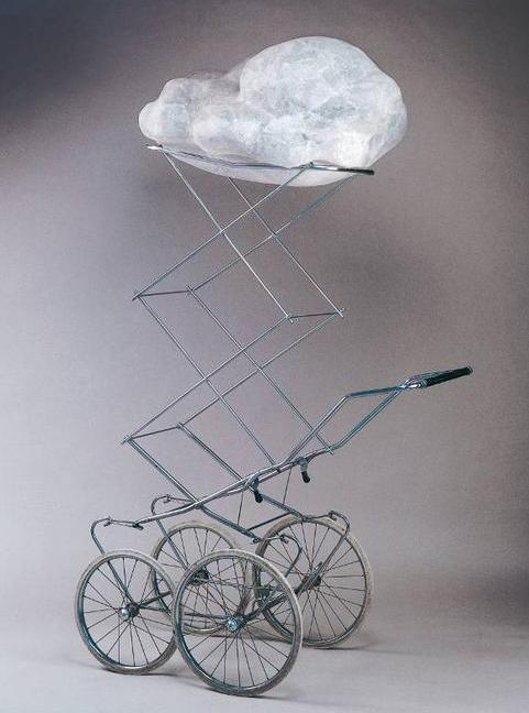 Françoise Coutant, Promenoir à nuages