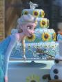 Anniversaire Reine des Neiges - une fête givrée