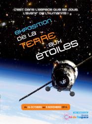 Expo De la terre aux étoiles