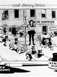 Alice Comedies : 4 mini films de Disney