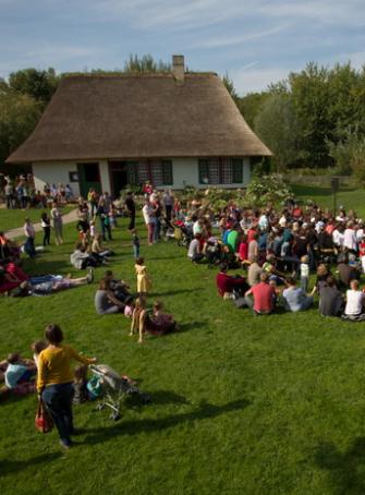 Le Musée de Plein air de Villeneuve-D'Ascq