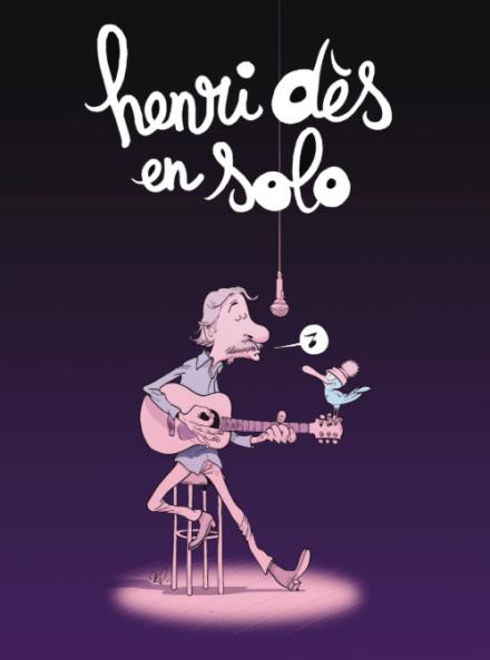 Henri Dès en solo