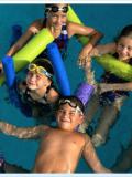 Jardin aquatique du centre aquatique et de loisir Escap'ad