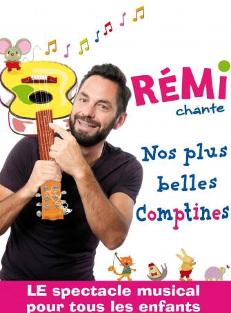 """Rémi chante """"Nos plus belles comptines"""""""