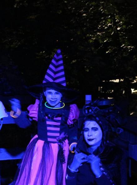 Halloween à City Aventure