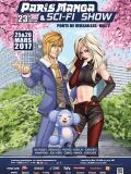 Paris Manga & Sci-Fi show 2017