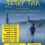 Affiche Peter Pan - Cie Les Illuminés