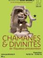 Expo : Chamanes et divinités de l'Equateur précolombien