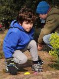 Chasse aux oeufs de Pâques 2013 au Parc de Blottereau