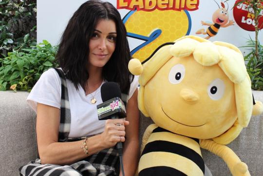 """Jenifer nous parle de Lou et de """"Maya l'abeille 2"""" : interview CitizenKid"""