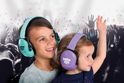 Earfun Kids, casque anti-bruit Acoufun