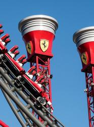 PortAventura - Attraction à Ferrari Land, nouvel espace 2017