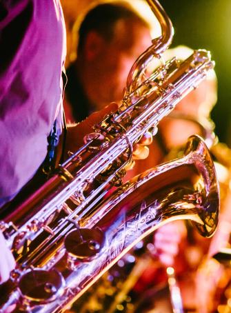 Jazz sur la ville