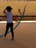 La gymnastique rythmique pour enfants