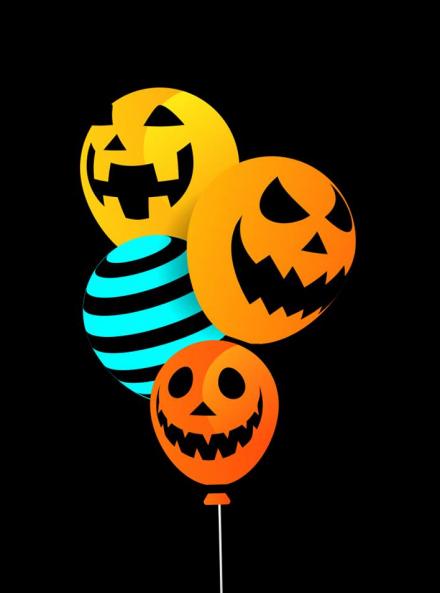 Boum d'Halloween à Lyon - Les Goûters de Violette