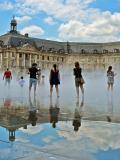 Bordeaux fête le vin - Le Miroir d'eau