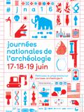Journées de l'archéologie 2016 - Affiche officielle