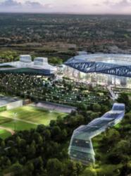 Grand Stade OL Lumières
