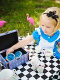Anniversaire thème Alice au Pays des Merveilles