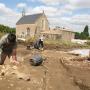 le site archéologique de Sainte-Lupien