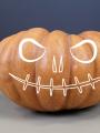 Vidéo tuto - découper sa citrouille d'Halloween